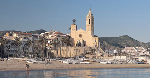 The Sunway International Chess Festival, Sitges